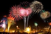 Free Fireworks sound effects download
