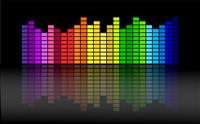 Upbeat EDM dance beat with guitars and other funky rhythms.